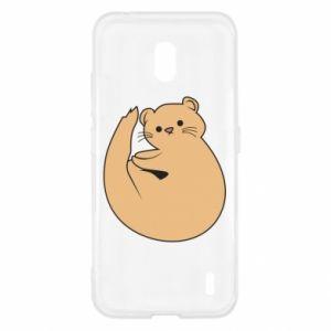 Etui na Nokia 2.2 Cute otter
