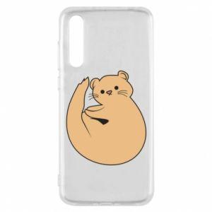 Etui na Huawei P20 Pro Cute otter