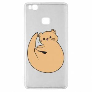 Etui na Huawei P9 Lite Cute otter