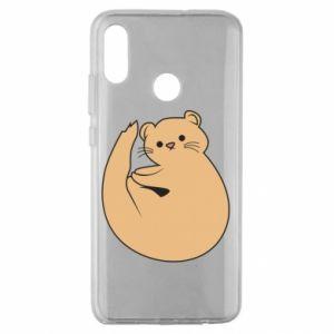 Etui na Huawei Honor 10 Lite Cute otter