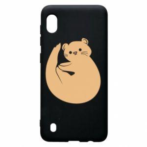 Etui na Samsung A10 Cute otter