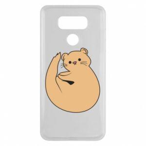 Etui na LG G6 Cute otter
