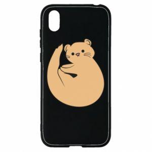 Etui na Huawei Y5 2019 Cute otter