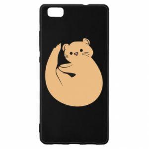 Etui na Huawei P 8 Lite Cute otter