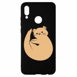 Etui na Huawei P Smart 2019 Cute otter