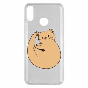 Etui na Huawei Y9 2019 Cute otter