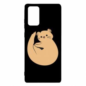 Etui na Samsung Note 20 Cute otter