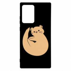 Etui na Samsung Note 20 Ultra Cute otter