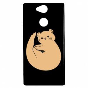 Etui na Sony Xperia XA2 Cute otter