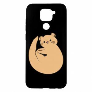 Etui na Xiaomi Redmi Note 9/Redmi 10X Cute otter