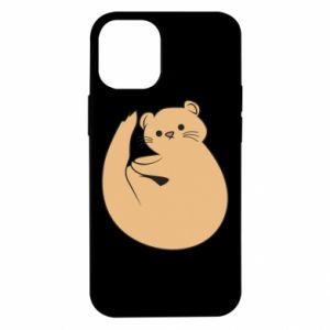 Etui na iPhone 12 Mini Cute otter