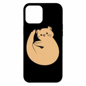 Etui na iPhone 12 Pro Max Cute otter