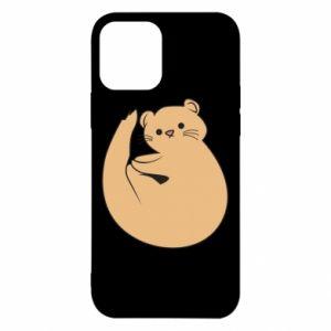 Etui na iPhone 12/12 Pro Cute otter