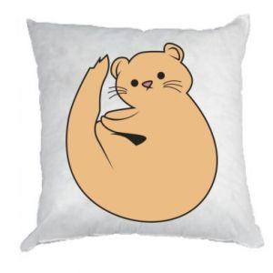 Poduszka Cute otter