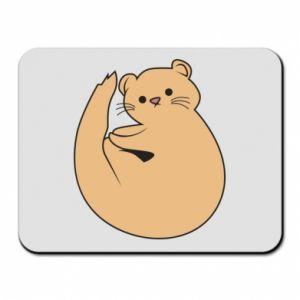 Podkładka pod mysz Cute otter