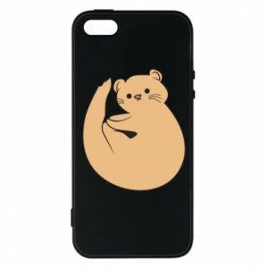 Etui na iPhone 5/5S/SE Cute otter