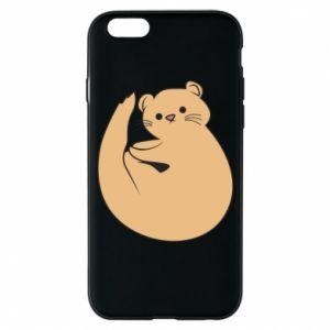Etui na iPhone 6/6S Cute otter