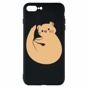 Etui do iPhone 7 Plus Cute otter
