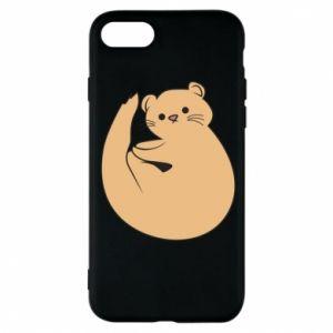Etui na iPhone 8 Cute otter