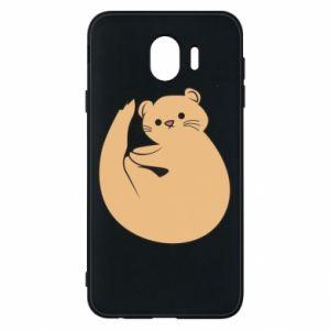 Etui na Samsung J4 Cute otter