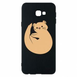 Etui na Samsung J4 Plus 2018 Cute otter