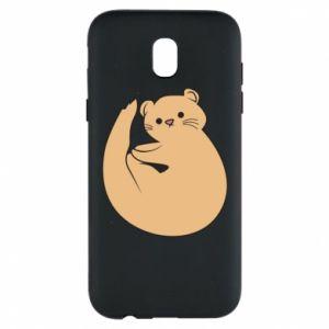 Etui na Samsung J5 2017 Cute otter