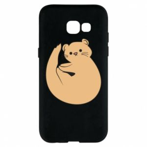Etui na Samsung A5 2017 Cute otter