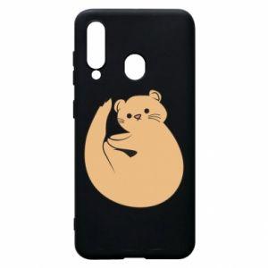 Etui na Samsung A60 Cute otter