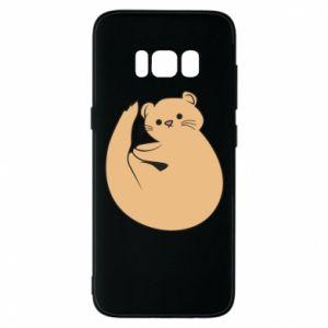 Etui na Samsung S8 Cute otter