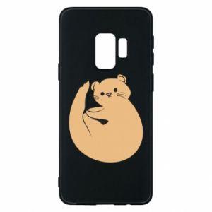 Etui na Samsung S9 Cute otter