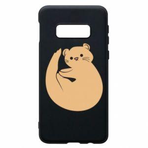 Etui na Samsung S10e Cute otter