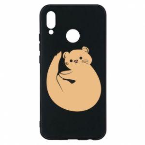 Etui na Huawei P20 Lite Cute otter