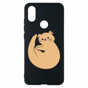 Etui na Xiaomi Mi A2 Cute otter