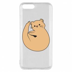 Etui na Xiaomi Mi6 Cute otter