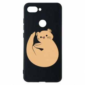 Etui na Xiaomi Mi8 Lite Cute otter