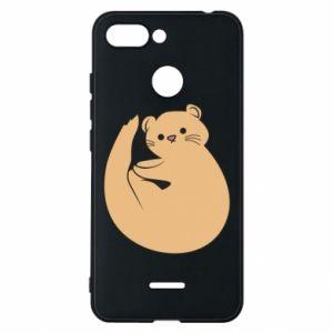 Etui na Xiaomi Redmi 6 Cute otter