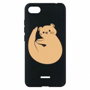 Etui na Xiaomi Redmi 6A Cute otter