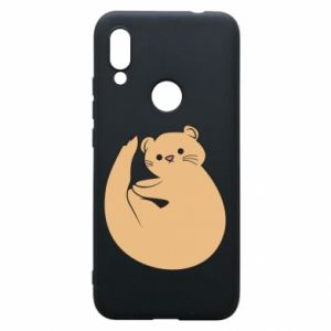 Etui na Xiaomi Redmi 7 Cute otter