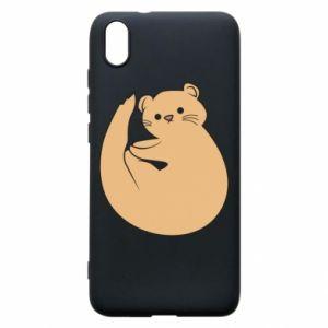 Etui na Xiaomi Redmi 7A Cute otter