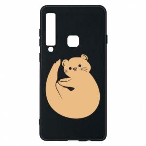 Etui na Samsung A9 2018 Cute otter