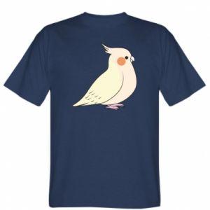 Koszulka męska Cute parrot