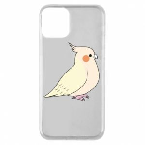 Etui na iPhone 11 Cute parrot