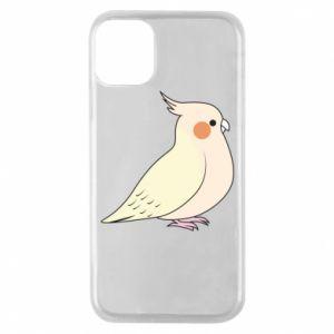 Etui na iPhone 11 Pro Cute parrot