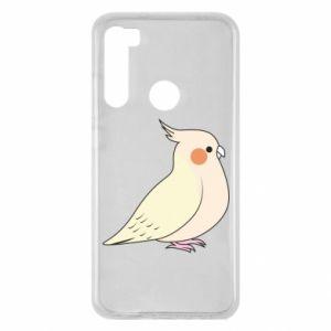Etui na Xiaomi Redmi Note 8 Cute parrot