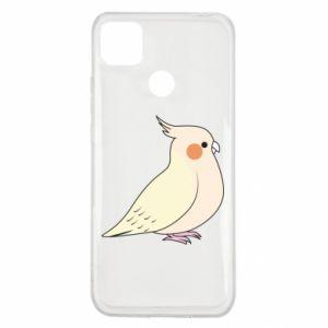 Etui na Xiaomi Redmi 9c Cute parrot