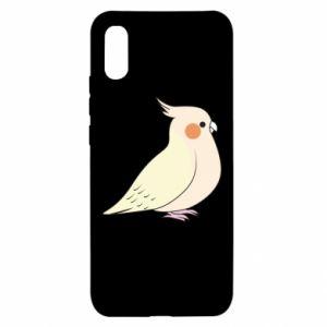 Etui na Xiaomi Redmi 9a Cute parrot