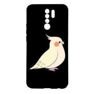 Etui na Xiaomi Redmi 9 Cute parrot