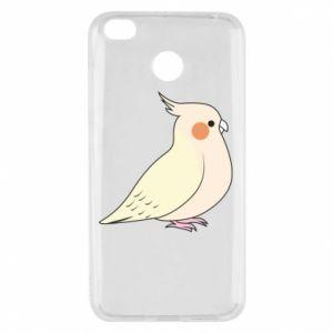 Etui na Xiaomi Redmi 4X Cute parrot
