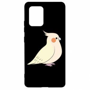 Etui na Samsung S10 Lite Cute parrot