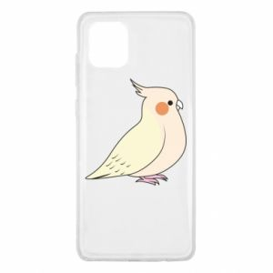 Etui na Samsung Note 10 Lite Cute parrot